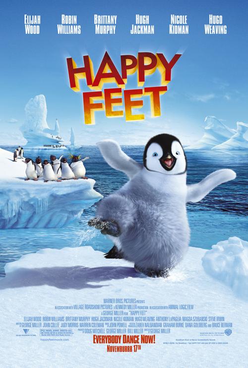 HAPPY FEET ハッピー・フィートHappy Feetハッピー・フィート予告編 ハッピー・